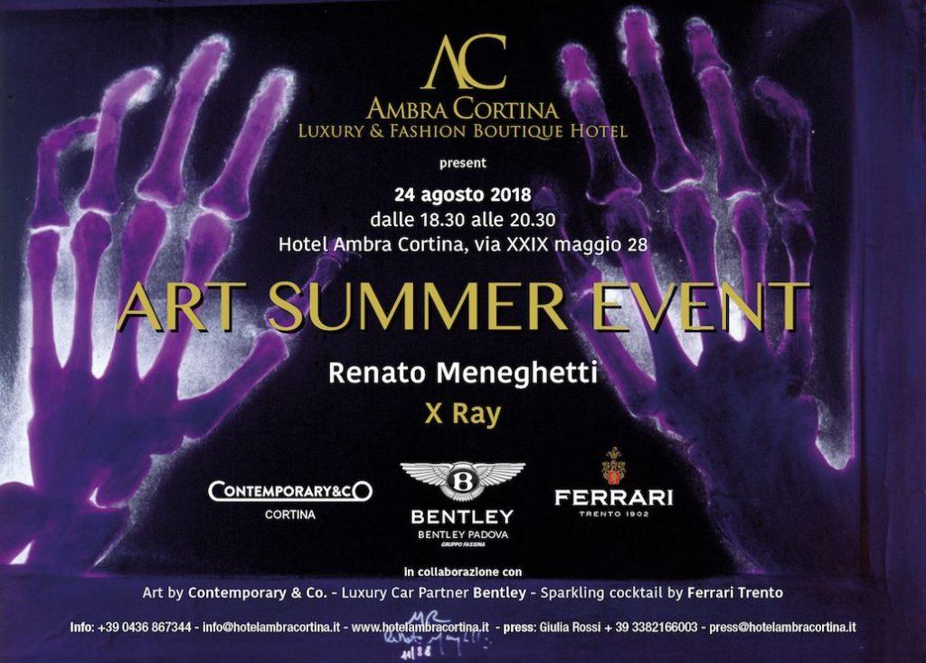 Xray Summer Art Event