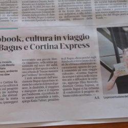 Autobook, cultura in viaggio con Bagus e Cortina Express