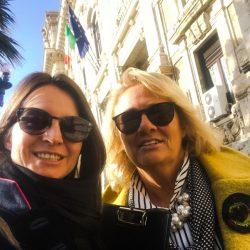 Katia Tafner e Cristiana Clementi